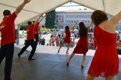 Mesto v tanci