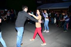 Rueda flashmob