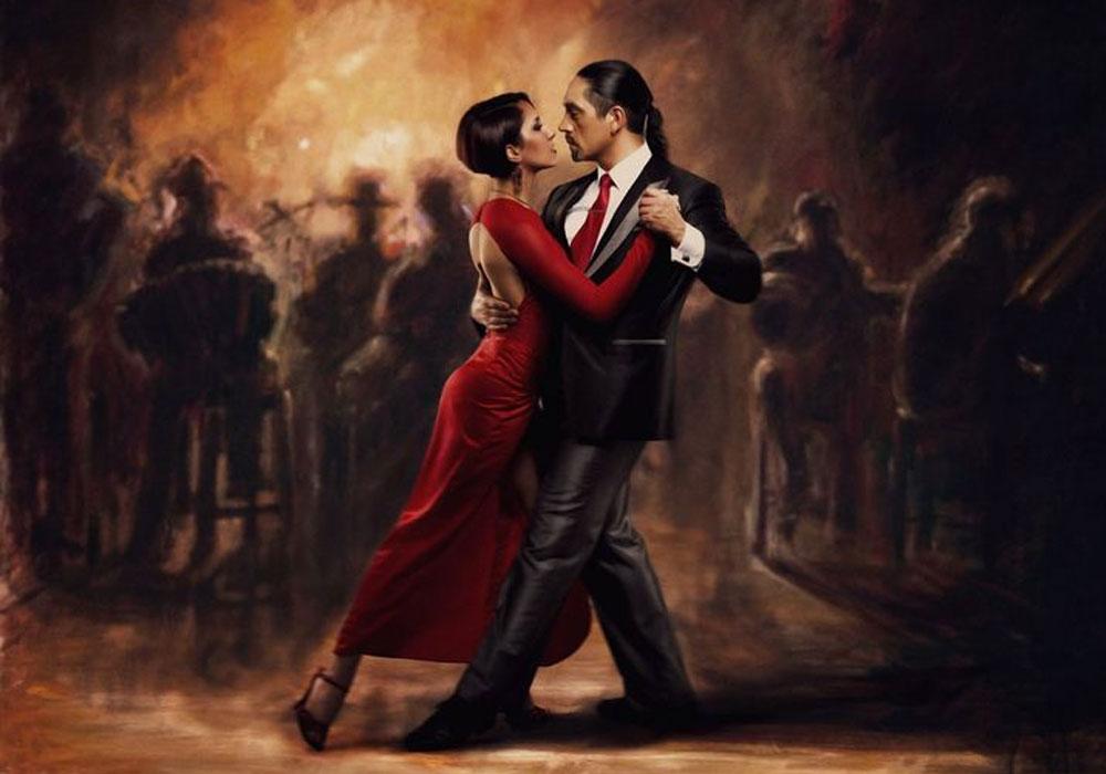 Argentínske tango